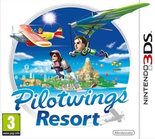 Pilotwings Resort 3D - 3DS