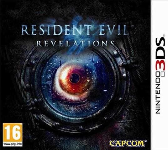Resident Evil:Revelations - 3DS