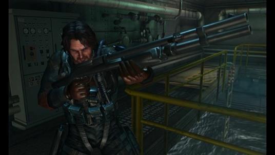 Resident Evil:Revelations - 3DS - 5
