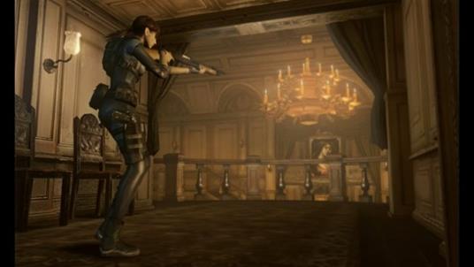 Resident Evil:Revelations - 3DS - 6