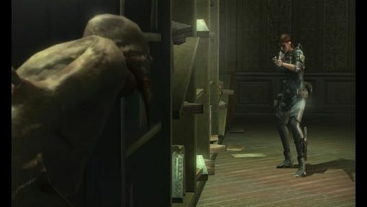Resident Evil:Revelations - 3DS - 8