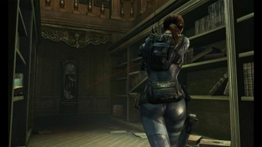 Resident Evil:Revelations - 3DS - 9