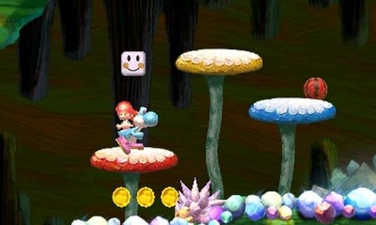 Yoshi's New Island - 3DS - 2