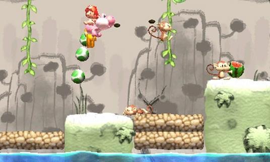 Yoshi's New Island - 3DS - 3