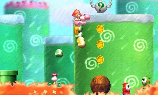 Yoshi's New Island - 3DS - 4