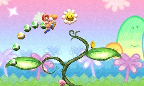 Yoshi's New Island - 3DS - 5