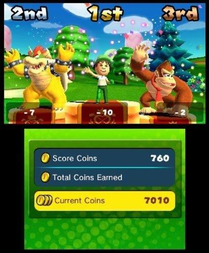 Mario Golf World Tour - 3DS - 2