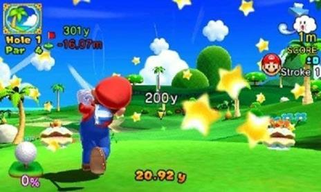 Mario Golf World Tour - 3DS - 3