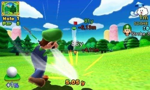 Mario Golf World Tour - 3DS - 4