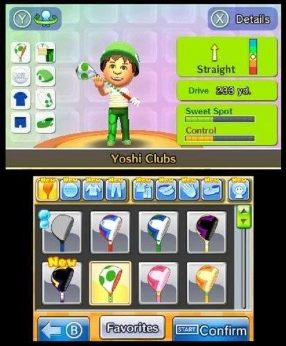 Mario Golf World Tour - 3DS - 5