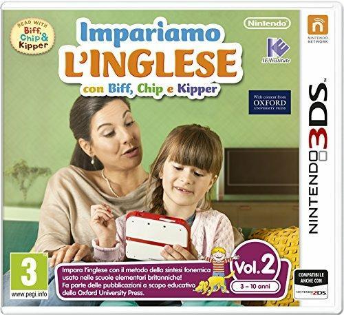 Impariamo l'inglese Vol.3 - 3DS