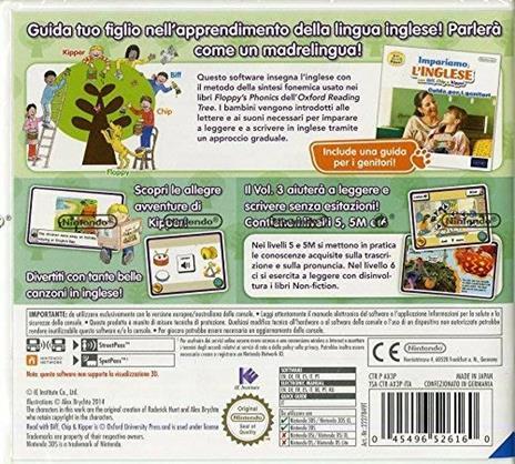 Impariamo l'inglese Vol.3 - 3DS - 2