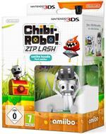 Chibi-Robo! + Amiibo - 3DS