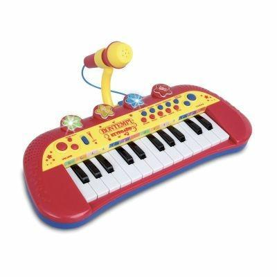 Toy Band Star. Tastiera Elettronica a 24 Tasti con Microfono. Bontempi (12 2931) - 17