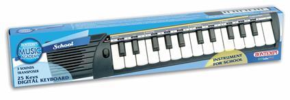 Do-Do 3 Suoni Polifonia 2 Note Controllo Volum Bontempi 15 2500. Tastiera 25 Tasti Passo Medio