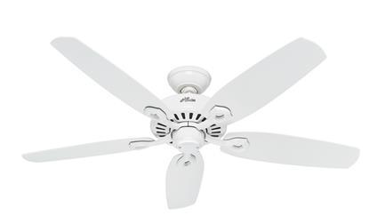 Ventilatore Builder Elite 132, Bianco
