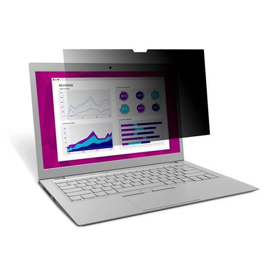 """3M Filtro High Clarity Privacy oro per laptop widescreen da 14"""""""