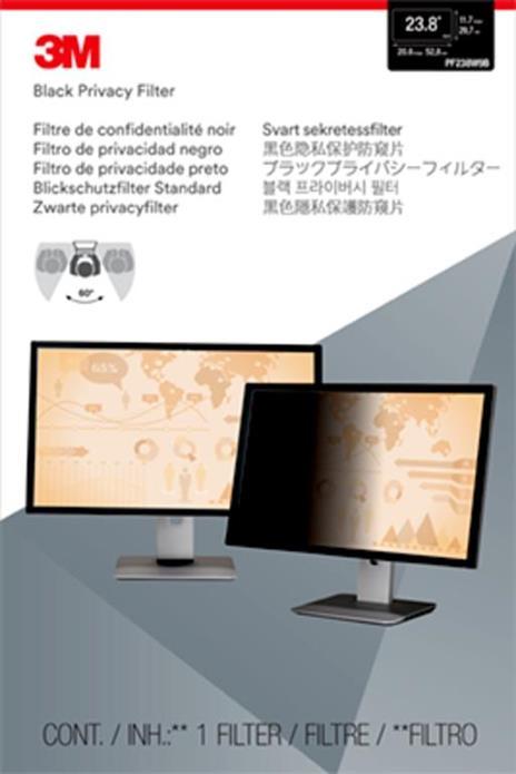 """3M Filtro Privacy per monitor widescreen da 28"""" - 2"""