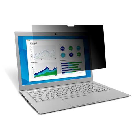 """3M Filtro privacy tocco per laptop a schermo intero da 13,3"""" - Misura standard"""