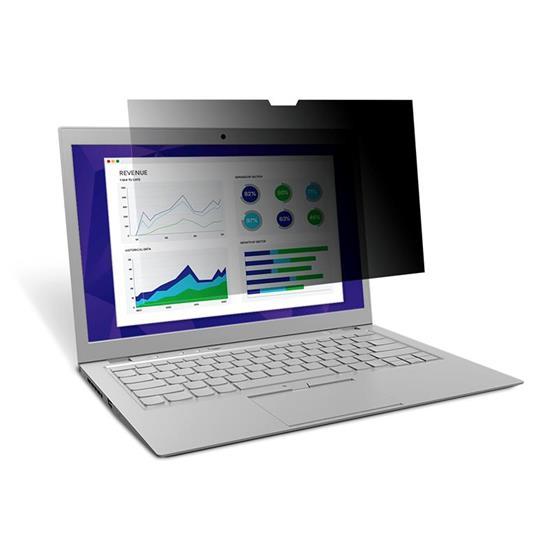 """3M Filtro privacy per Dell™ per laptop display infinito da 12,5"""""""