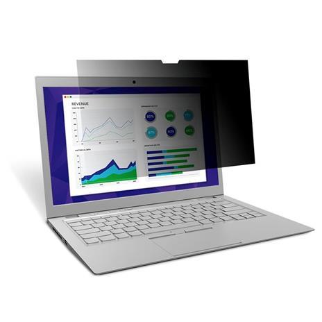 """3M Filtro privacy Touch per laptop a schermo intero 3:2 da 12,3"""""""