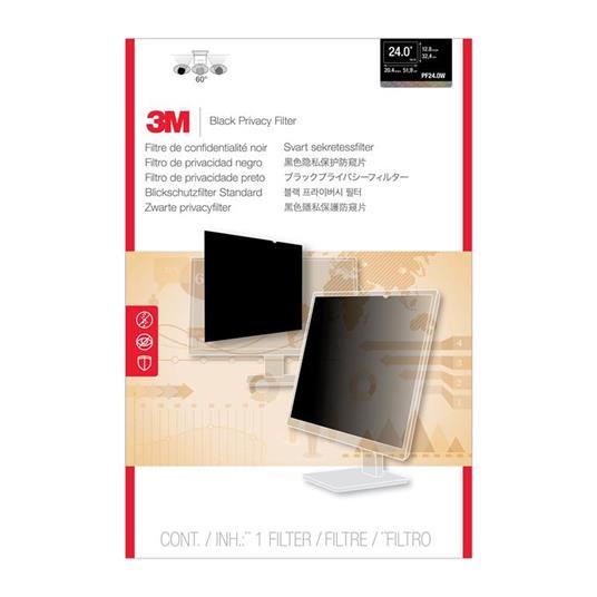 """3M Filtro Privacy per monitor widescreen da 24"""" (16:10) - 10"""