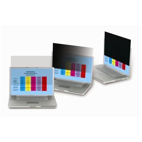 """3M Filtro Privacy per monitor widescreen da 24"""" (16:10) - 8"""