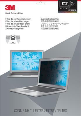 3M Filtro Privacy per laptop con schermo Widescreen da 17.3 - 2