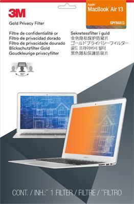 3M GPFMA13 Filtro Privacy Oro per Apple MacBook Air 13 pollici