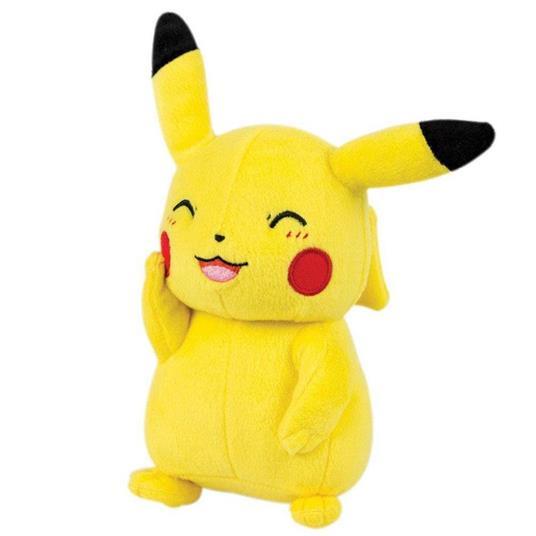 Pokemon: Smiling Pikachu 8 Inch Plush