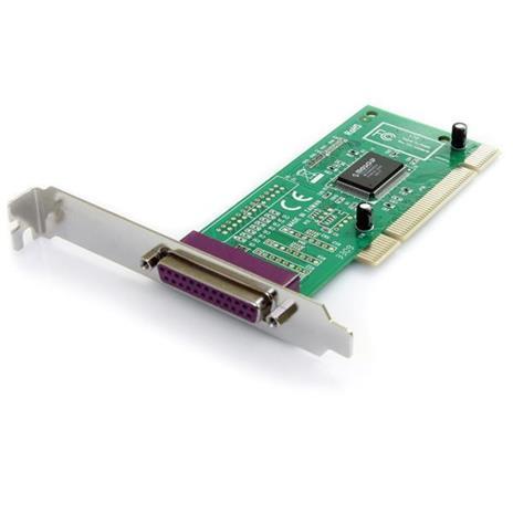 StarTech.com Scheda parallela PCI a 1 porte