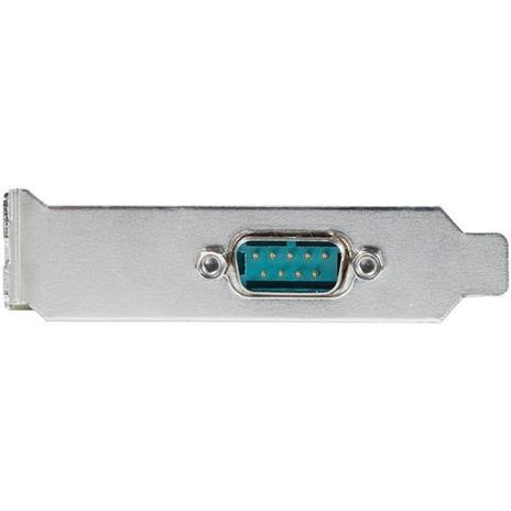 StarTech.com Scheda seriale PCI Express nativa basso profilo a 1 porta con 16950 - 2