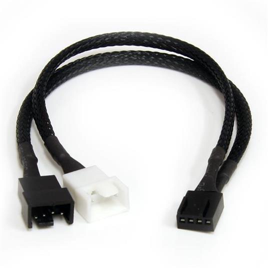 StarTech.com Ventola per case, connettore PWM (Pulse Width Modulation) 80x25mm - 2
