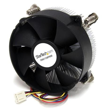 StarTech.com Ventola CPU da 95 mm dissipatore per socket LGA1156/1155 con PWM