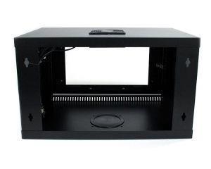 StarTech.com Armadio server rack montaggio a parete 6U 50 cm ca. con sportello in acrilico