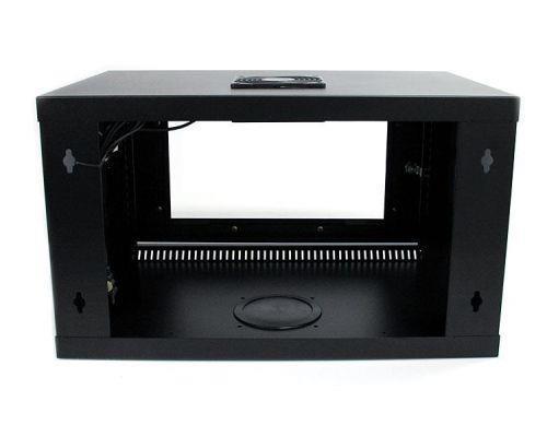 StarTech.com Armadio server rack montaggio a parete 6U 50 cm ca. con sportello in acrilico - 2