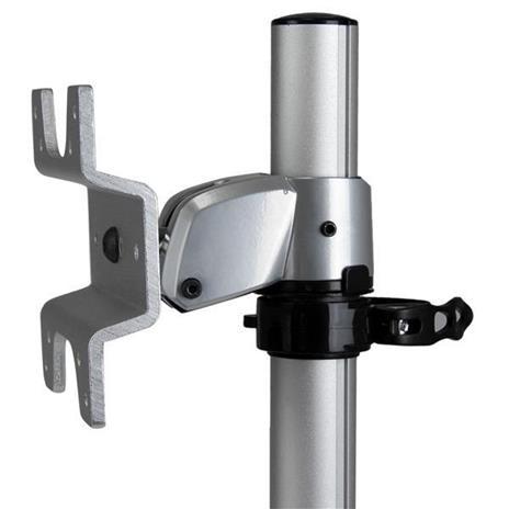StarTech.com Piedistallo per Monitor LCD LED Schermo Display - Braccio con altezza regolabile e sistema gestione cavi - 7