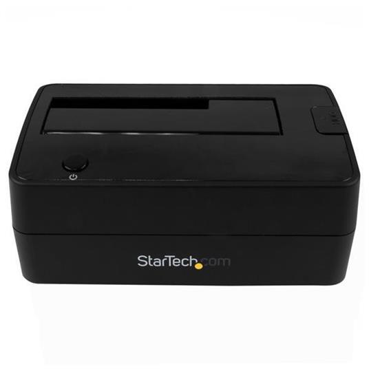 "StarTech.com Box externo USB 3.1 (10Gbps) ad 1 alloggiamento da 2,5""/3,5"" SATA SSD/HDD - 3"