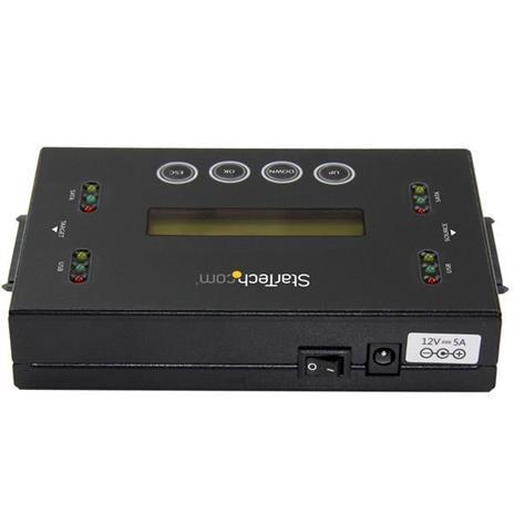 "StarTech.com Duplicatore ed Eraser per Flash Drive USB e Drive SATA da 2,5""/3,5"" - 2"