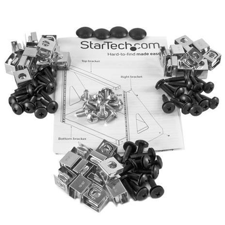 StarTech.com Rack da Server robusti da 12U a 2 montanti - Armadio Server a quadro Aperto - 9