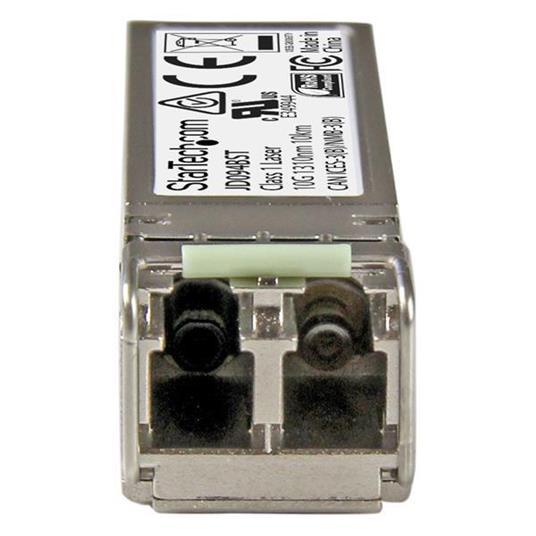 StarTech.com Modulo Ricetrasmettitore 10GBase-LR SFP+ 10 Gigabit Fibre - Compatibile HP JD094B - SM LC - 10 km - 6