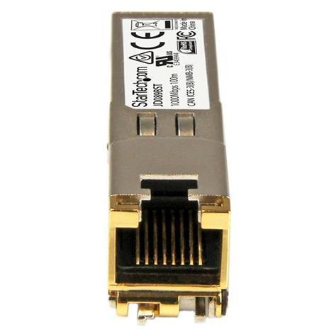 StarTech.com Modulo Ricetrasmettitore SFP RJ45 in rame - Compatibile HP JD089B- 100m - 2