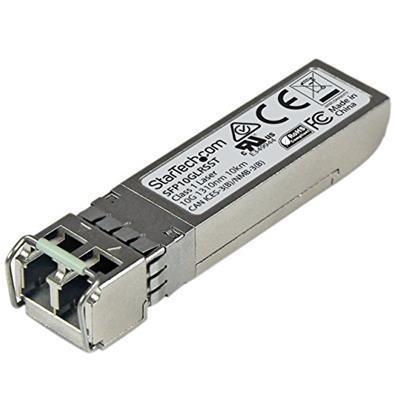 StarTech.com Modulo Ricetrasmettitore SFP+ 10 Gigabit Fibre - Compatibile Cisco SFP-10G-LR-S - SM LC - 10Km
