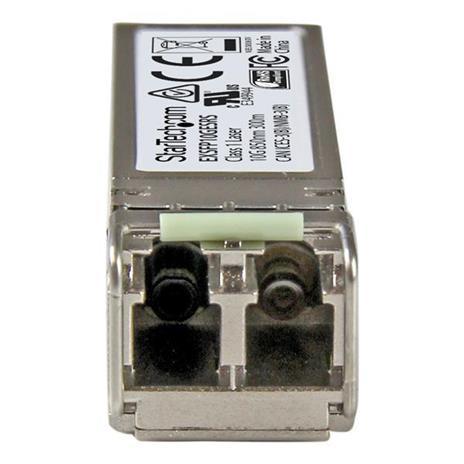 StarTech.com Juniper EX-SFP-10GE-SR Compatibile Ricetrasmettitore SFP+ - 10GBASE-SR - 4