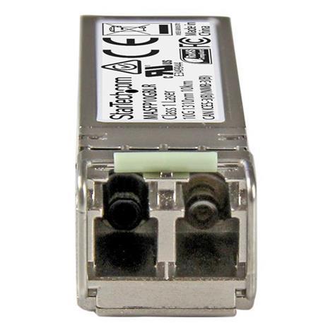 StarTech.com Modulo Ricetrasmettitore SFP+ 10 Gigabit Fibre - Compatibile Cisco Meraki MA-SFP-10GB-LR - SM LC - 10 km - 2