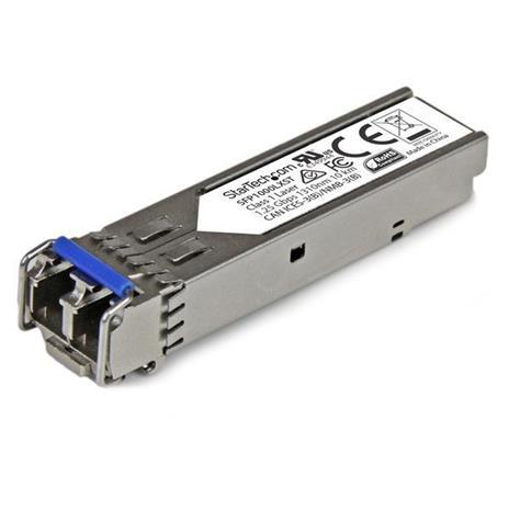StarTech.com Modulo Ricetrasmettitore SFP in Fibra Gigabit Conforme MSA - 1000Base-LX