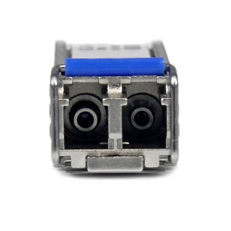 StarTech.com Modulo Ricetrasmettitore SFP in Fibra Gigabit Conforme MSA - 1000Base-LX - 2