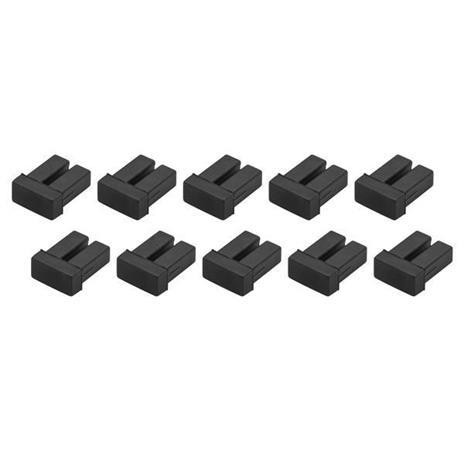 StarTech.com Cappuccio Protezione Antipolvere SFP LC - Confezione da 10