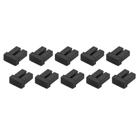 StarTech.com Cappuccio Protezione Antipolvere SFP LC - Confezione da 10 - 2