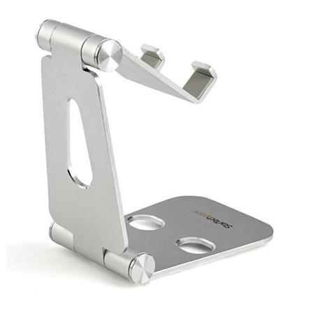 StarTech.com Supporto Universale per Smartphone e Tablet - Multi-Angolo - Piegovele - 2